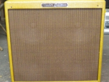 Recovered Fender 1959 Bassman