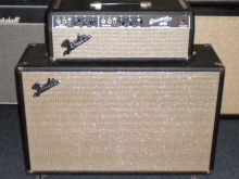 Fender Blackface Bassman in stunning condition